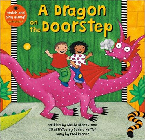 A Doorstep on the Dragon by Stella Blackstone