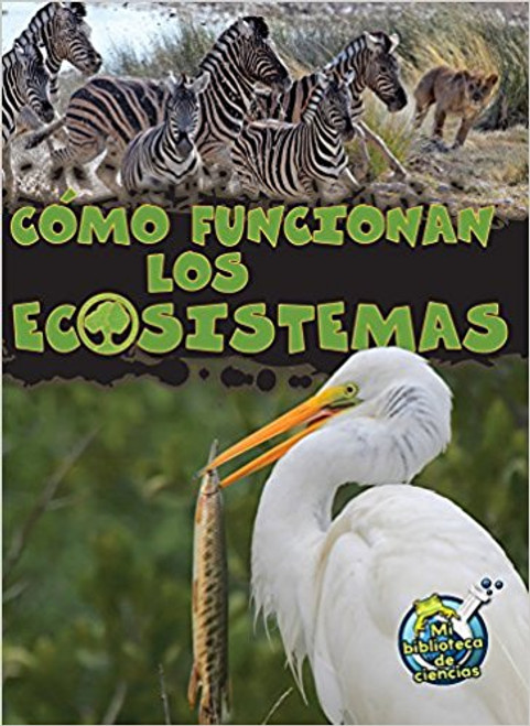 This Title Explains What An Ecosystem Is And How The Plants And Animals Within An Ecosystem Rely On And Effect Its Existence. Different Types Of Ecosystems Are Described, As Well As The Food Webs Within Them. How Some Changes To An Ecosystem Can Be Good And How Some Harmful Changes Can Destroy Them. Teaches Students What An Important Role They Can Play In Keeping These Intricate Ecosystems Alive. Correlated To Common Core, Texas TEKS, Virginia Sols, And Georgia Performance Standards.