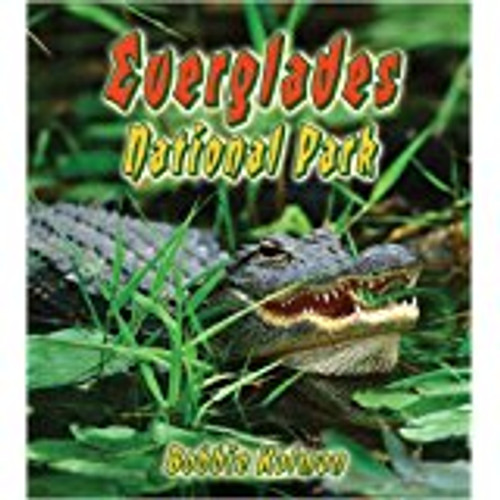 <p>The Everglades National Park is made up of several kinds of wetland habitats. Everglade habitats include sawgrass marshes, cypress swamps, and mangrove forests. This fascinating book will introduce children to the plants and animals that make the Everglades their home including the most famous resident, the alligator! Topics include: kinds of wetlands, weather, how plants make food, how animals find food and water, where animals live, a food chain, and dangerous floods and fires.</p>