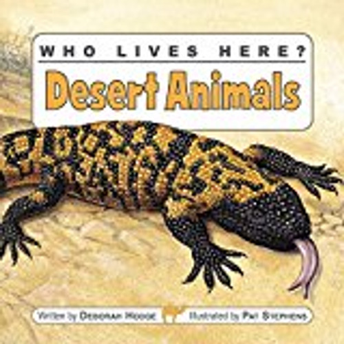 <p>Scorpions, sand cats and camels are just a few of the fascinating animals featured in their dry, desert habitat.</p>