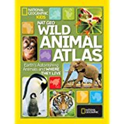 <p>Combines informational text, facts, maps, and photographs to teach children about geography, animals, habitats, endangered species, and more.</p>