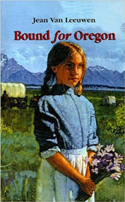 Bound for Oregon by Jean Van Leeuwen