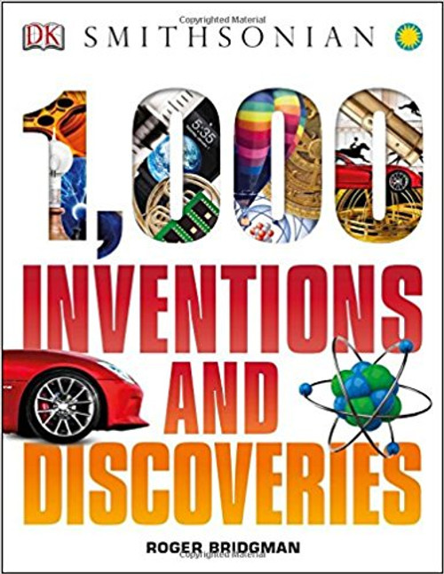 1,000 Inventions and Discoveries by DK Publishing