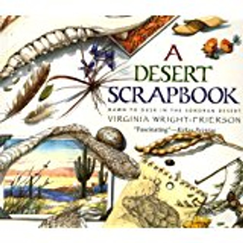 <p>This beautifully rendered scrapbook takes readers on a tour through the Sonoran Desert with fascinating portraits of the land and its creatures</p>