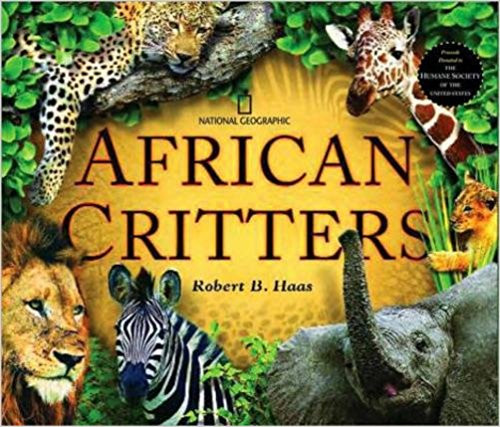 African Critters by Robert Haas