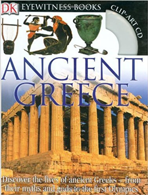 Ancient Greece by Anne Pearson
