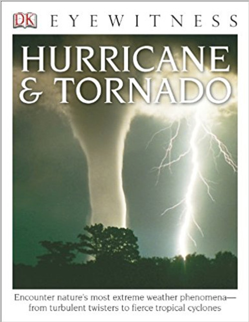 Hurricane & Tornado by Jack Challoner