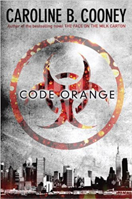 Code Orange by Caroline B Cooney