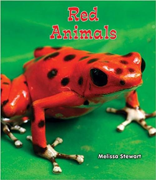 Red Animals by Melissa Stewart