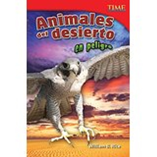 <p>Many desert animals around the world are in danger of becoming extinct. In this enlightening, Spanish-translated nonfiction title, readers will learn a few of the causes of extinction in the desert and what problems extinction causes for animals, wildlife, and humans alike. Through vibrant photos of beautiful animals and stunning facts in conjunction with informational text and useful charts and diagrams, readers will learn and understand concepts such as habit loss and learn ways that animal activists help to protect animals and their environments, as well as helpful tips to get involved in conserving biodiversity.</p>