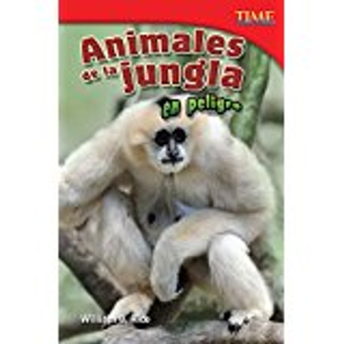 <p>Take a trip to the tropics to learn about what makes jungle animals so unique and why they need to be protected. This Spanish-translated nonfiction title allows readers to discover the causes of endangered animals--including poaching and habitat loss--through astonishing facts and colorful images of these beautiful animals in conjunction with informational text and helpful charts and diagrams. With a glossary of terms, an index, and a list of resources and websites, children will be inspired to take part in the conservation of jungle animals.</p>