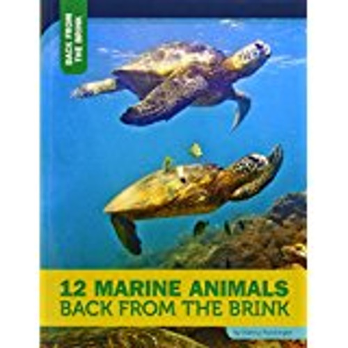 <p>Survival stories are more gripping than endangered stories and this book describes the Marine Animal populations that have been able to recover from the human and climate factors that drove them to the edge of extinction.</p>