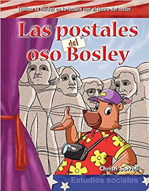Las postales del oso Bosley (Postcards from Bosley Bear) by Christi Sorrell