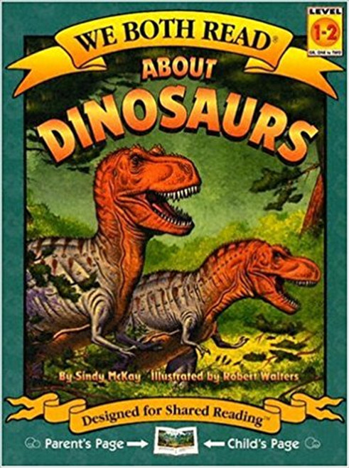 About Dinosaurs by Sindy McKay