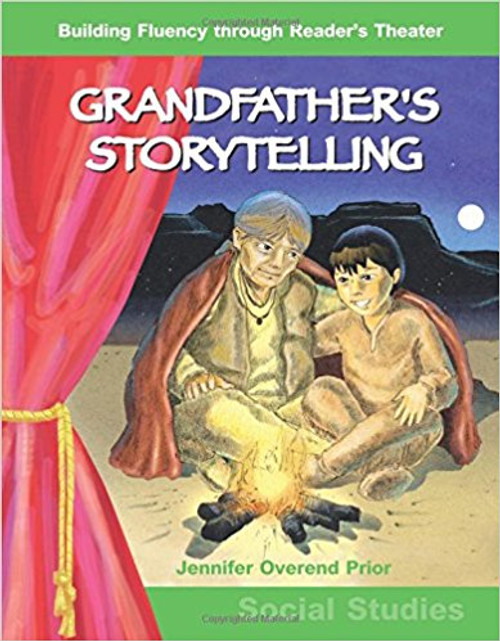 Grandfather's Storytelling by Jennifer Overend Prior