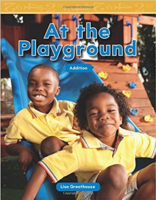 At the Playground by Lisa Greathouse