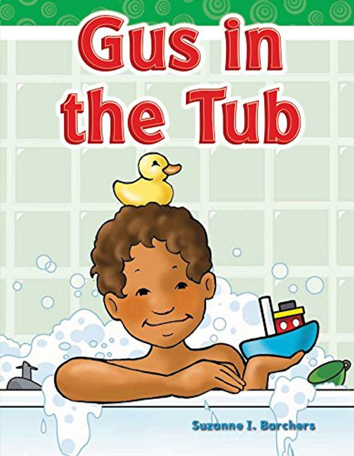 Gus in the Tub by Suzanne I Barchers