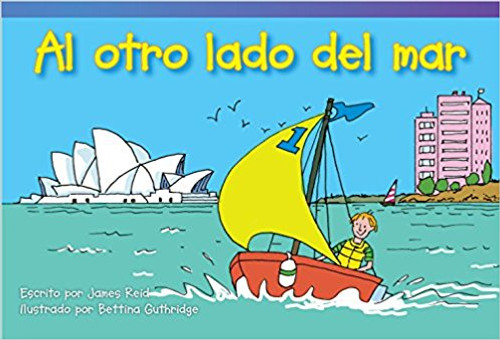Al otro lado del mar (Across the Sea) by James Reid
