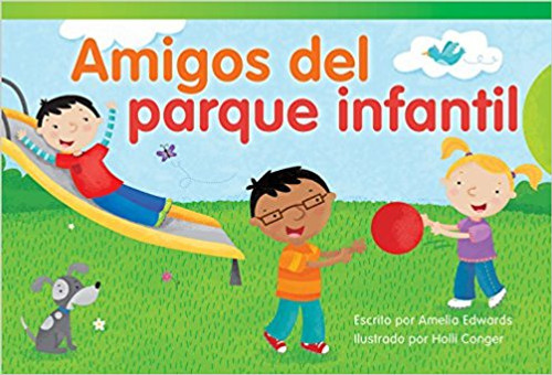 Amigos del parque infantil (Playground Friends) by Amelia Edwards