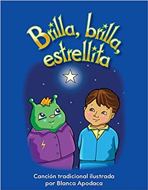 Brilla, brilla, estrellita (Twinkle, Twinkle, Little Star) by Blanca Apodaca