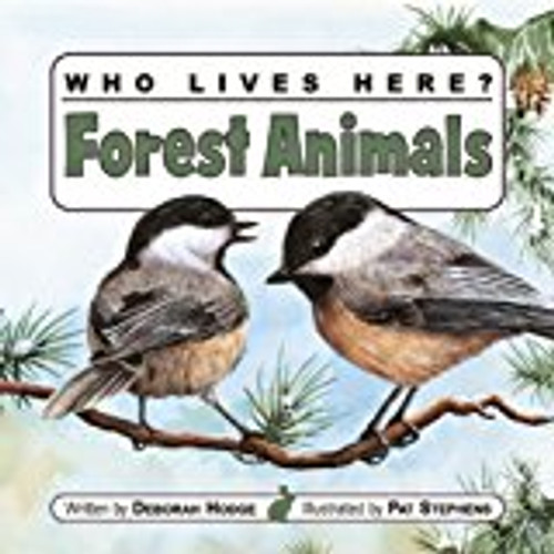 <p>An introduction to nine inhabitants of the forest, including the black bear, lynx, wolverine, and loon.</p>