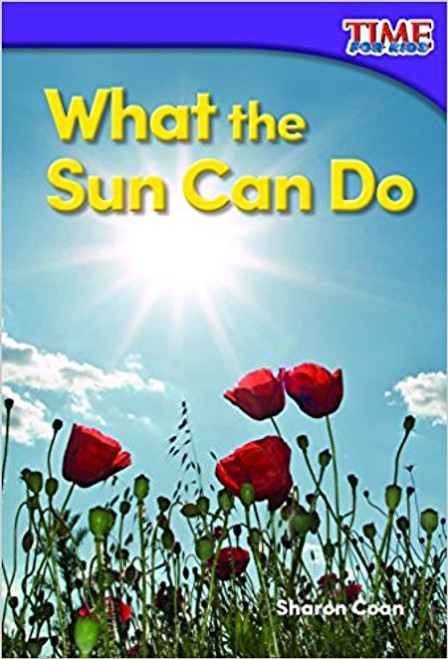 What the Sun Can Do by Sharon Coan