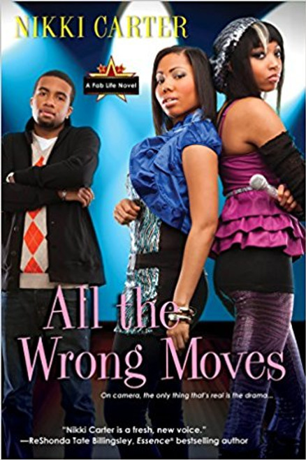All the Wrong Moves by Nikki Carter
