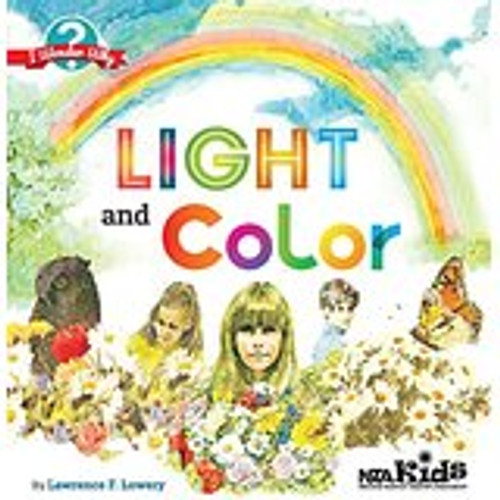 <p>This book unfolds as a series of observations about light, including where it comes from, how it bounces off of people and objects, and what we mean when we say the colors of a rainbow are the colors in light. Throughout the text, informal experiments prompt young scientists to learn by doing, and impressionistic drawings bring the mysteries of light and color to life. By the book s end, students will have a useful foundation for middle school and beyond, when they ll learn about energy, wavelengths, and the electromagnetic spectrum.</p>
