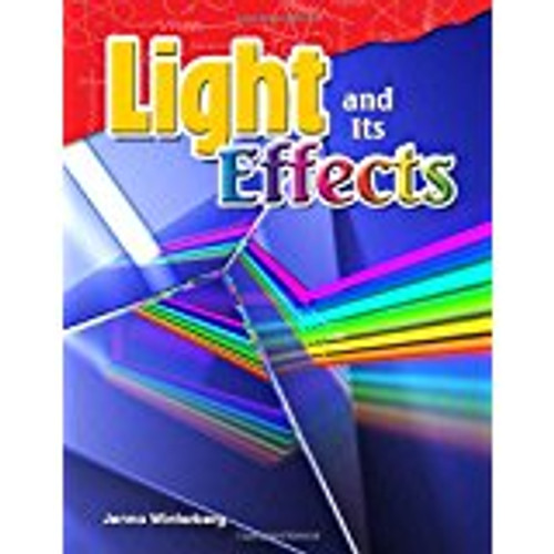 <p>Light heats our skin, helps us see in the dark, and even helps cure cancer. Light is also used for many things that we may not know about. Learn how light is formed, how it helps us every day, and much more by diving into the pages of this engaging book. High-interest text and vibrant images and photographs fill the pages of this book to make learning about light and its effects fun and interesting. A Think Like a Scientist lab activity that supports STEM instruction is included at the end of the book for students to use what they learned in the text and apply that knowledge to the activity. A helpful glossary, table of contents, and index are also included for additional support.</p>