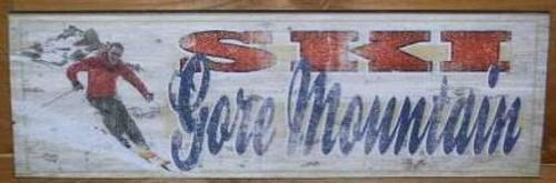 Sign, Ski Gore Mt.