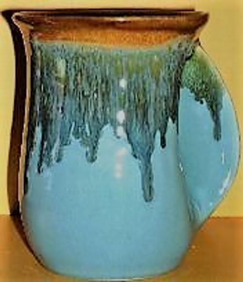 Handwarmer Mug, Lake Water