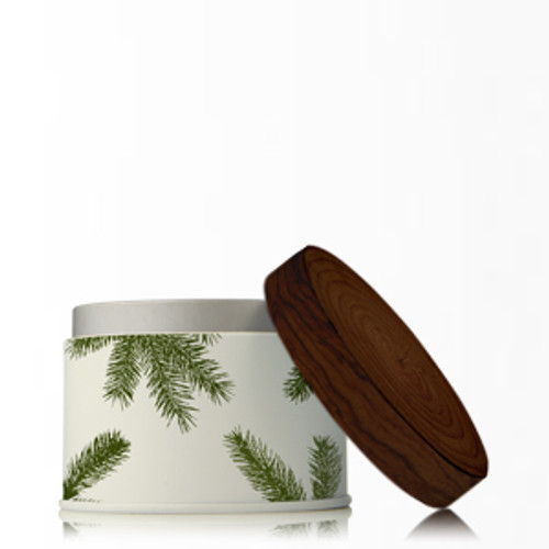 Frasier Fir Aromatic Candle Tin