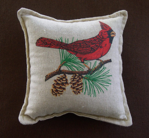 Small Balsam Filled Pillow