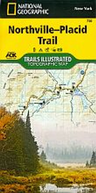 Northville Placid Trail Map