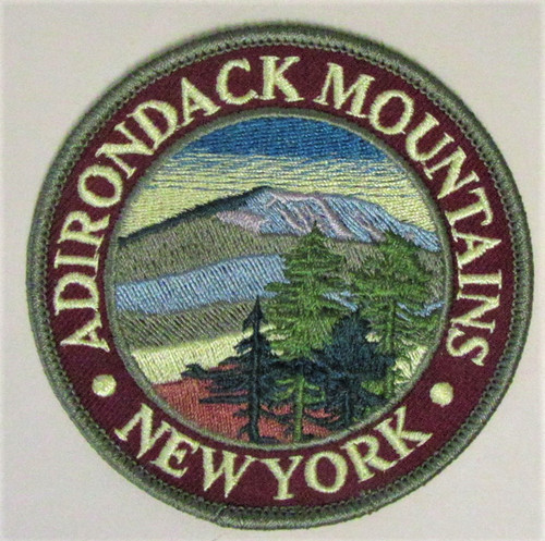 Adirondack Mountains Patch