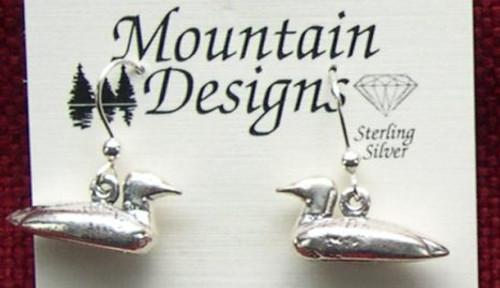 Loon Earrings