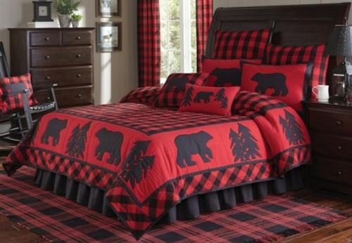 Buffalo Check Bedding