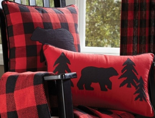 Buffalo Check Pillows - options available