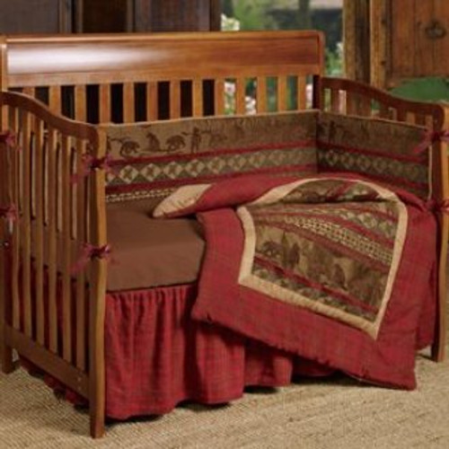 Baby Cascade Lodge Bedding - options available