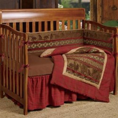 Baby Cascade Lodge Bedding