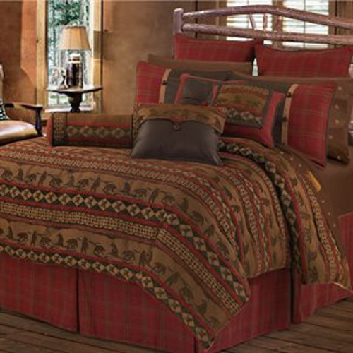 Cascade Lodge Bedding - options available