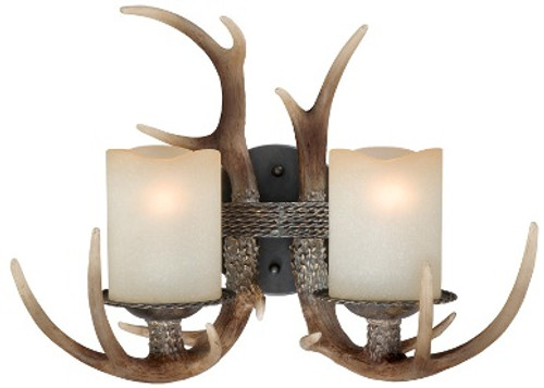 Rustic Sconce - 1 or 2 light