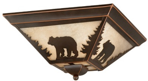 Bozeman Ceiling Light