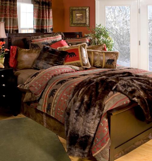 Bear Country Bedding