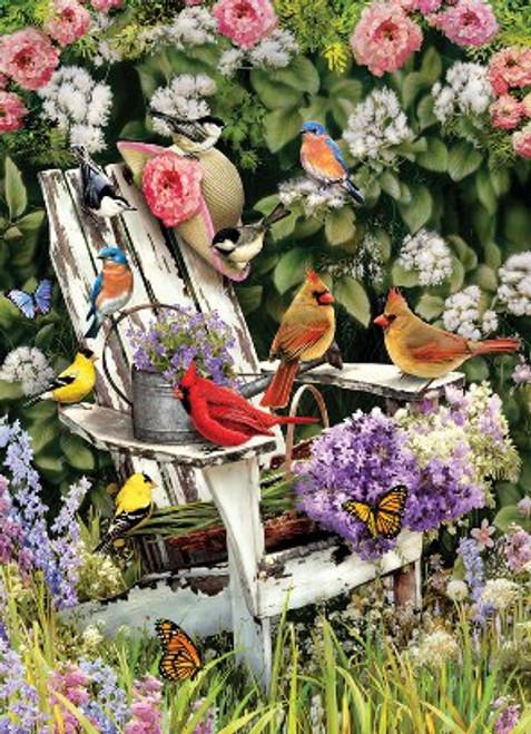 Summer Adirondack Birds Puzzle