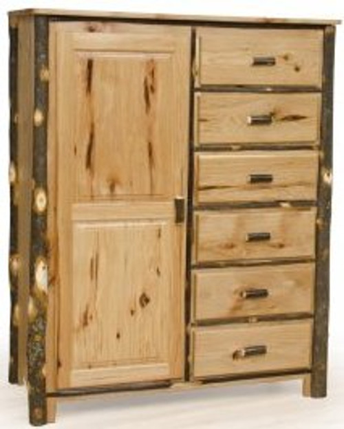 Hickory and Oak Wardrobe