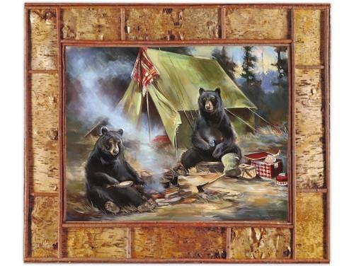 Camping Bears