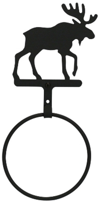 Moose Towel Ring