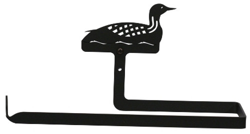 Loon paper towel holder