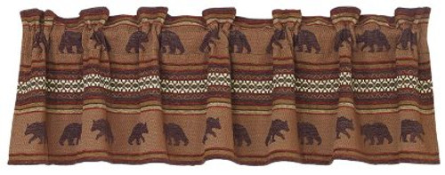 Bayfield Bear Valance - SALE!